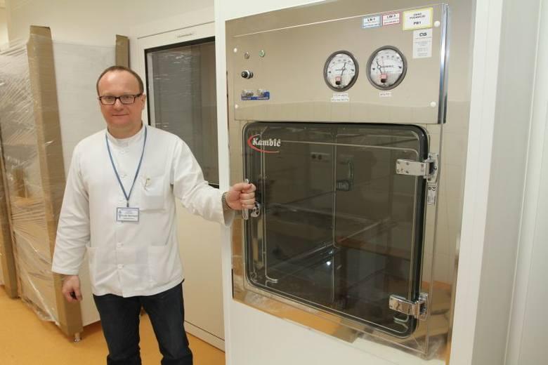 Kielce mają najnowocześniejszy oddział onkohematologii w całej Polsce. Zobacz, w jakich warunkach przeszczepiany będzie szpik (WIDEO, zdjęcia)
