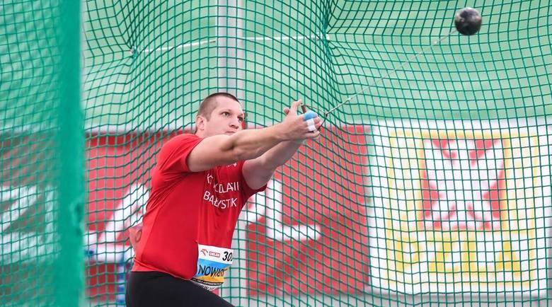 Wojciech Nowicki zdobył złoty medal mistrzostw Polski drugim raz z rzędu