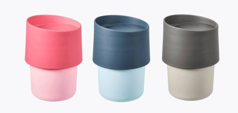 IKEA wycofała ze sprzedaży kubek podróżny Troligtvis. Nie można go używać. To przez substancje chemiczne