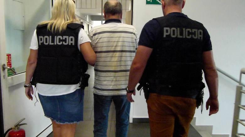 78-latek został aresztowany na trzy miesiące