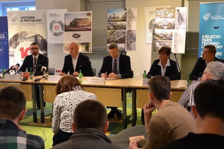 Milionowe inwestycje dwóch przedsiębiorców w Kieleckim Parku Technologiczny. Zobacz wideo
