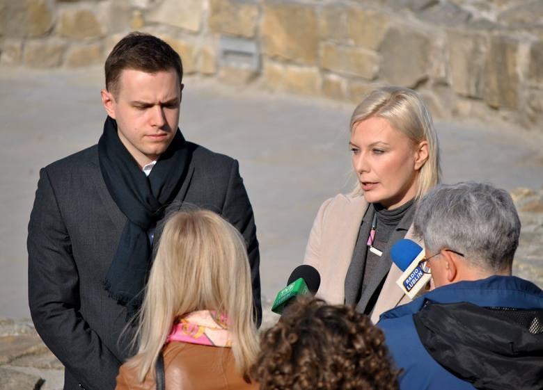 Polz-Gruszka spotkała się we wtorek z dziennikarzami.