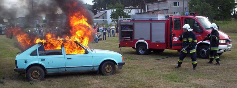 Ochotnicza Straż Pożarna w Brzegu Dolnym  - w XXI wieku