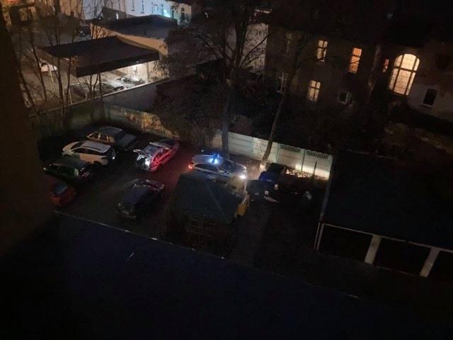 Tragedia w okolicach placu Grunwaldzkiego. W wiacie śmietnikowej znaleziono ciało mężczyzny