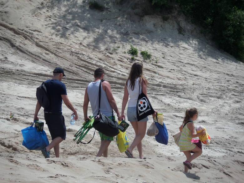 Pogoria IV: sezon plażowy trwa [ZDJĘCIA]