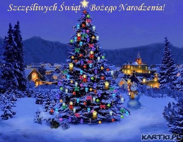 Życzenia Bożonarodzeniowe NAJPIĘKNIEJSZE, WIERSZE, SMS, KRÓTKIE