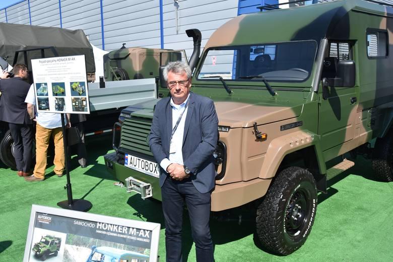 Autobox w Starachowicach chce reaktywować produkcję Starów i sprzedawać armii Honkery