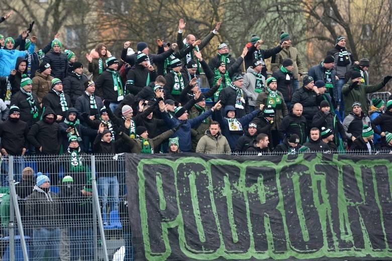 243 osoby - mecz z Radomiakiem Radom (rekord)148 osób - mecz z Zagłębiem Sosnowiec 105 osób - mecz z GKS Jastrzębie 92 osoby - mecz z Puszczą Niepołomice80