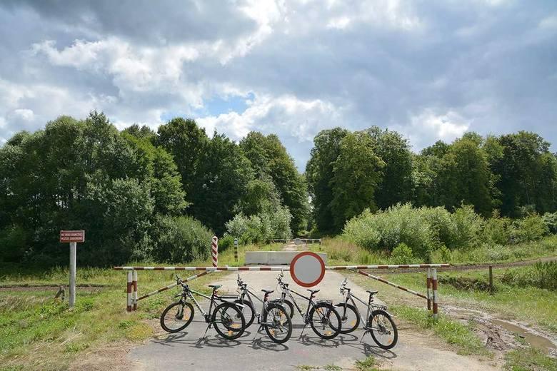 Belgowie przyjechali rowerami w pobliże polsko-ukraińskiej granicy. Następnie przekroczyli ją w niedozwolonym miejscu.