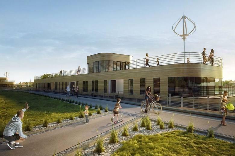 Marina Krakowska ma powstać w rejonie Zabłocia. W ramach kompleksu planowany jest też m.in. hotel.