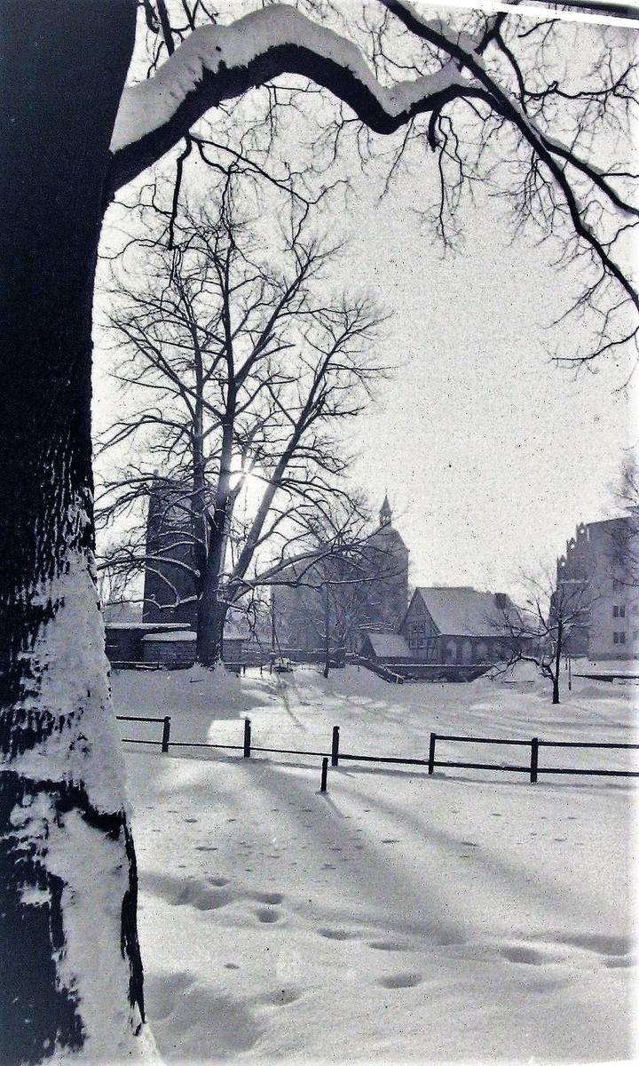 Ładniejsze oblicze zimy stulecia w Słupsku – przełom 1978 - 1979.