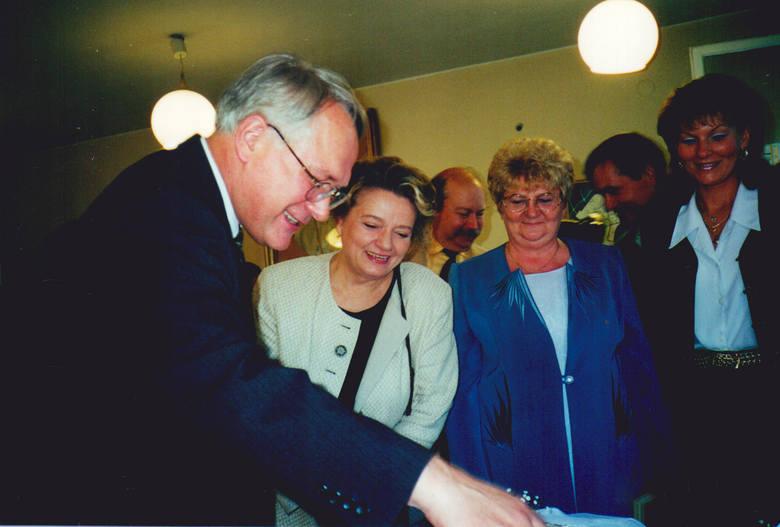 Wśród gości Marii Królskiej była też aktorka Anna Seniuk<br />
