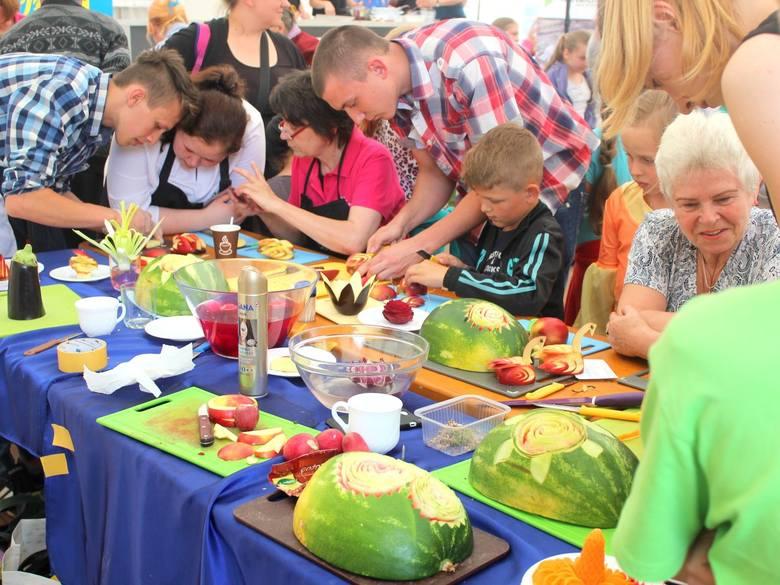 OK Food Festival w Oleśnie.