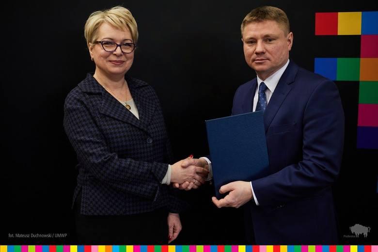 Nowa dyrektor szpitala psychiatrycznego w Choroszczy powołana