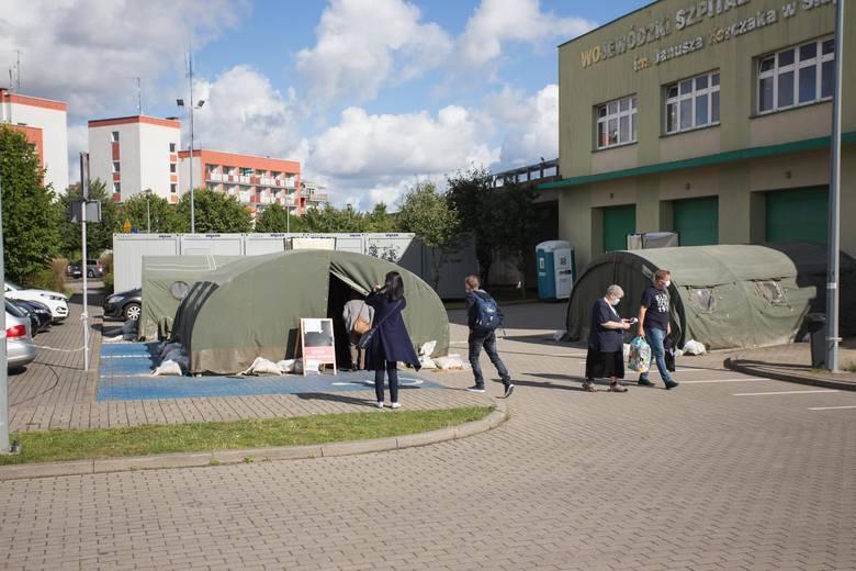 Koronawirus w Słupsku i regionie. Raport na żywo. Zaraza nie odpuszcza. Kolejne przypadki w Słupsku i powiecie