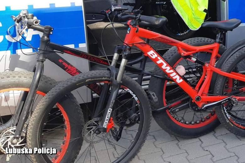 Policjanci z Rzepina ustalają właścicieli skradzionych rowerów, które udało im się odzyskać. Do kradzieży rowerów dochodziło na początku września na