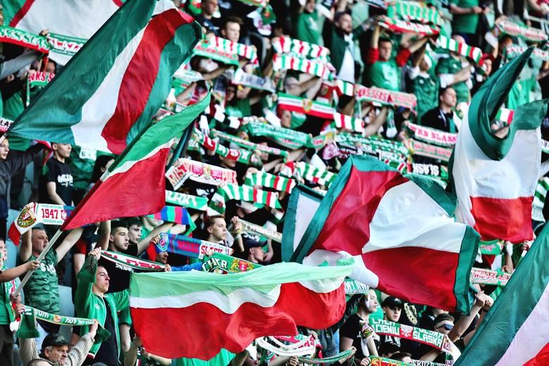 Kibice wrócili na Stadion Wrocław! Mecz Śląska ze Stalą Mielec (1:1) oglądało 10 tys. osób. Byłeś na meczu? ZNAJDŹ SIĘ NA ZDJĘCIACH!WAŻNE! Do kolejnych