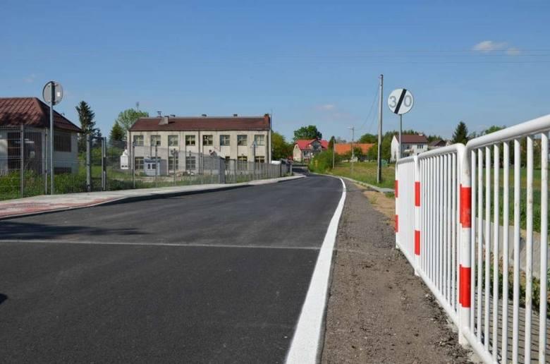 Gmina Kłaj. Największa drogowa inwestycja 2020 roku zakończona na długo przed terminem