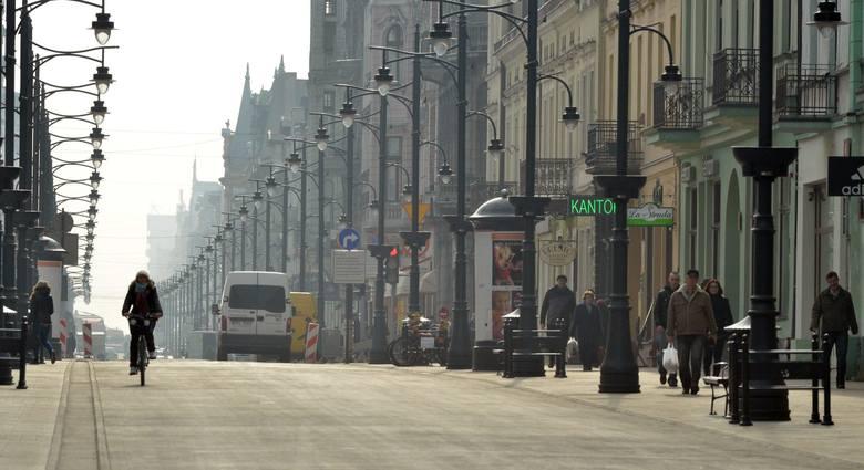 Stanowisko kierowania KMP w Łodzi