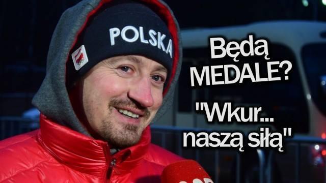 """Magazyn Sportowy24. """"W skokach narciarskich zwycięstwa są bardzo często przypadkowe"""""""