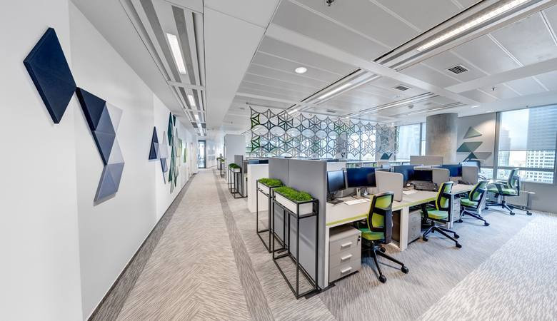 """Kategoria """"Najlepsze Biuro w Branży BPO/SSC""""Wyciszone gabinety, kawiarnie, kanapy, bieżnie, pokoje gier czy nawet strefy do medytacji. To tylko niektóre"""