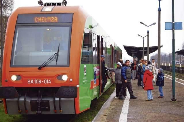 Czy czas rewitalizacji linii kolejowej z Torunia do Chełmży ulegnie skróceniu? Jest to możliwe o ile PKP PLK zgodzi się na wybór jednego z siedmiu inwestorów.