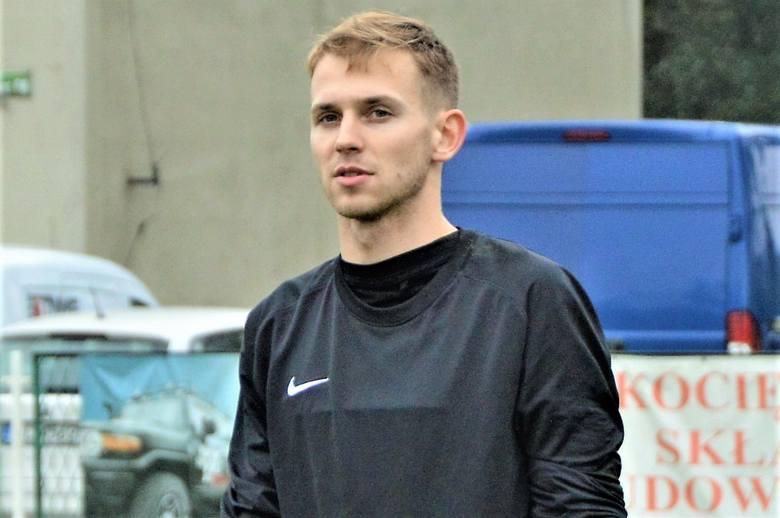 BRAMKARZ: Marcin KOPER (Tempo Białka)