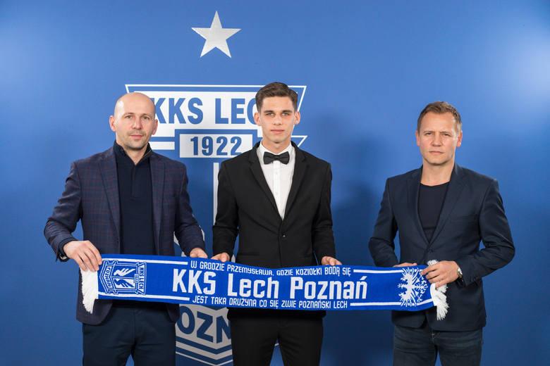 Filip Marchwiński 13 lutego 2020 roku podpisał swój drugi kontrakt profesjonalny kontrakt z Lechem Poznań.