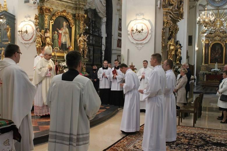 W sobotę w katedrze łowickiej będą miały miejsce święcenia kapłańskie