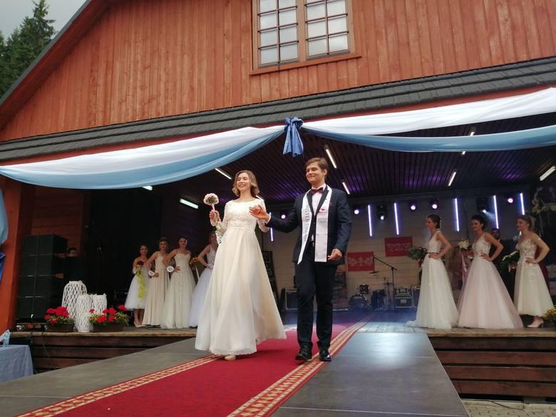 Wybory najpiękniejszej góralki 2019, Sylwia Polok z Istebnej urzekła jurorów i publiczność (ZDJĘCIA)