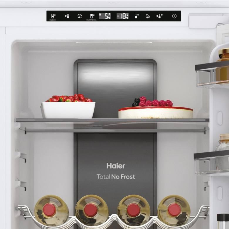 Haier HBB177TNF – uzbrojona w nowoczesne technologie, innowacyjna lodówka do zabudowy