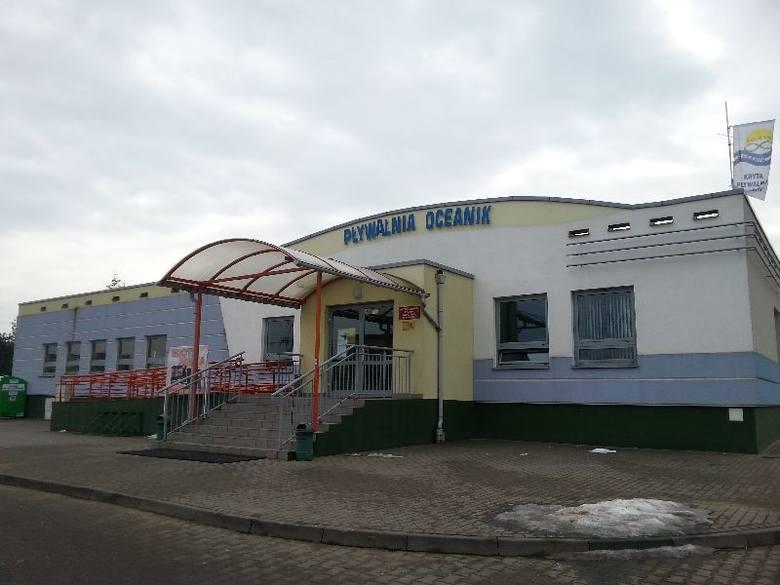 Do incydentu doszło na pływalni Oceanik w Tuszynie.