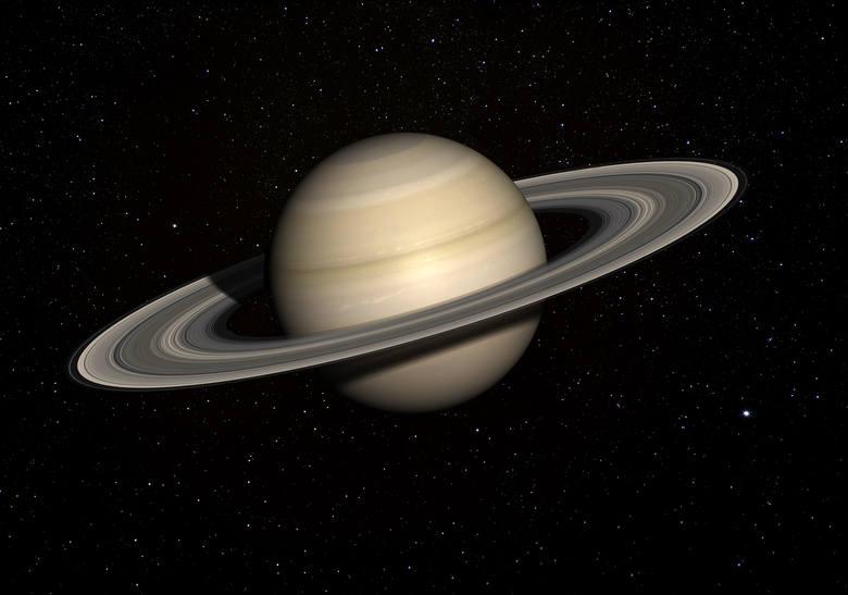 """Wielka Biała PlamaWielka Biała Plama jest to występujący na północnej półkuli Saturna cyklon o prędkości 1800 km/h. Powstaje cyklicznie podczas """"saturniańskego"""""""