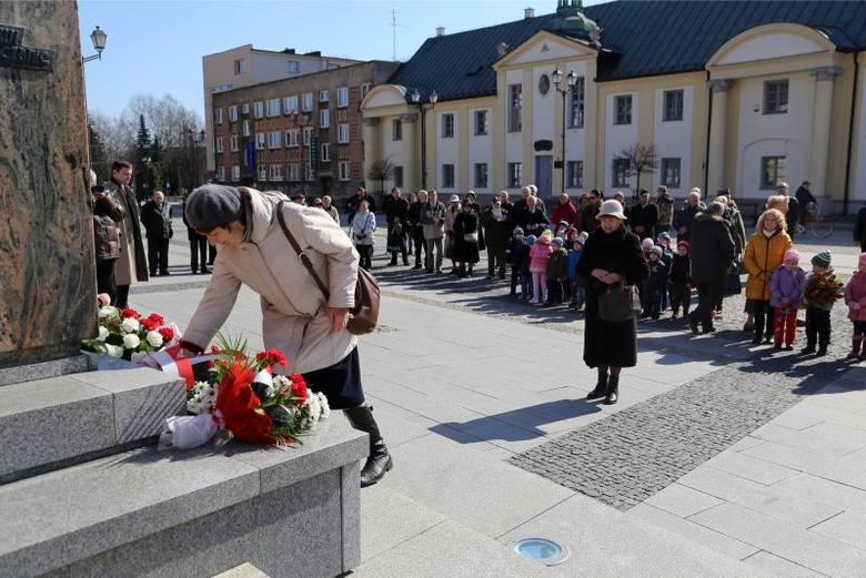 Imieniny Marszałka w Białymstoku