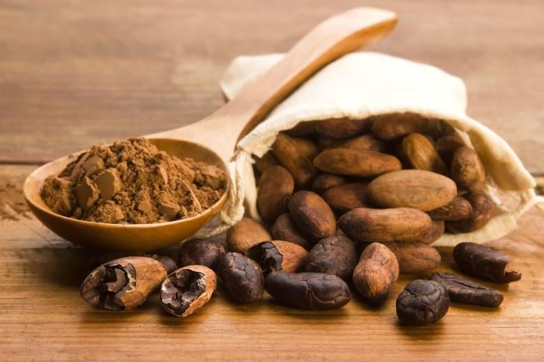 Niesłodzone kakao stanowi wyjątkowe źródło magnezu, ale i cynku – dostarczając go w ilości 6,8 mg w 100 g proszku. Produkowana na jego bazie czekolada