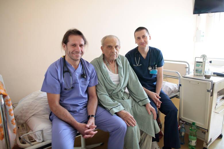 Wyjątkowy zabieg na sercu w opolskim szpitalu