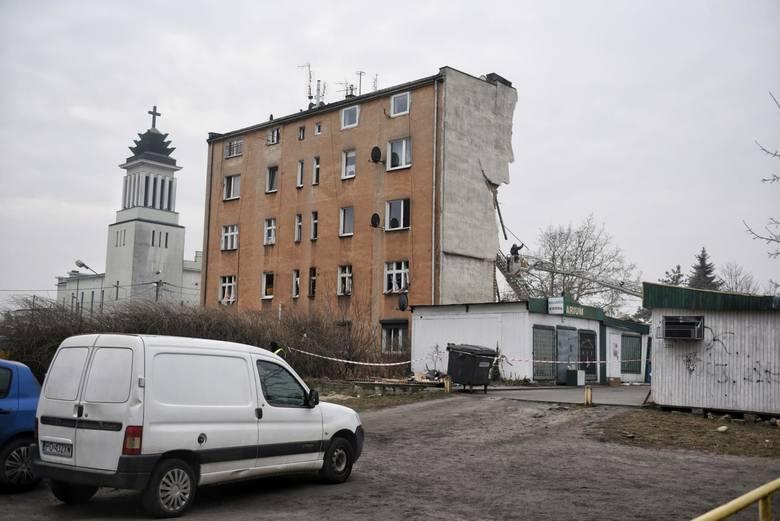 Odpowiedzialny za morderstwo i wybuch na Dębcu ma być Tomasz J. Prokuratura oskarżyło go o zabójstwo 5 osób i usiłowanie zabójstwa kolejnych 34.