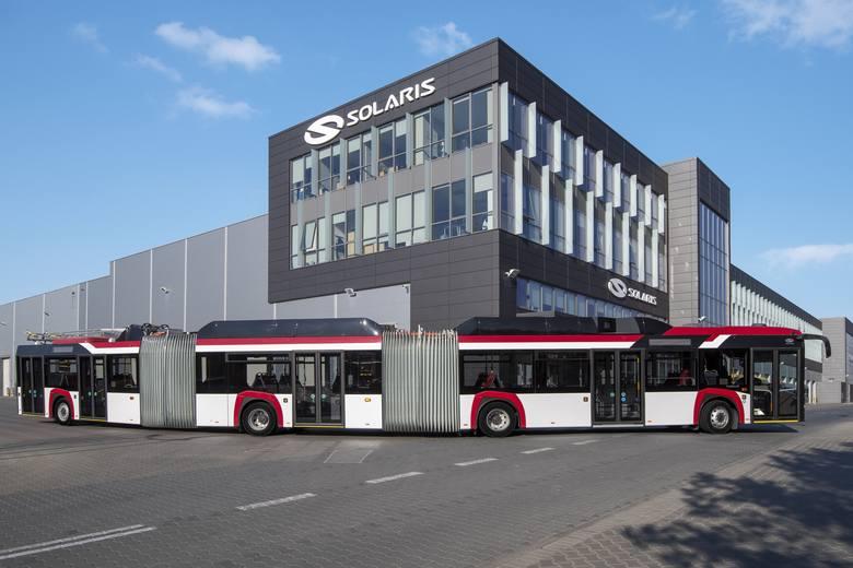 Trolejbus Trollino 24 MetroStyle