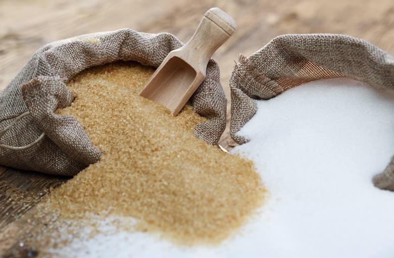 Cukier brązowy, cukier biały, czym są zamienniki cukru