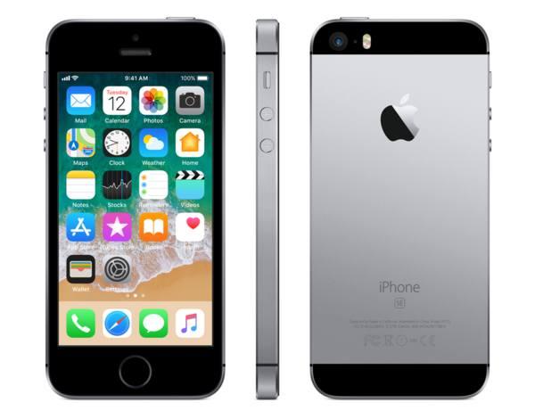 Cena w Polsce: od 1298 złNowy iPhone do 1500 zł? To możliwe. SE to tak naprawdę iPhone 6s zamknięty w obudowę z iPhone'a 5. Sprzęt ma tylko 4 cale, ale