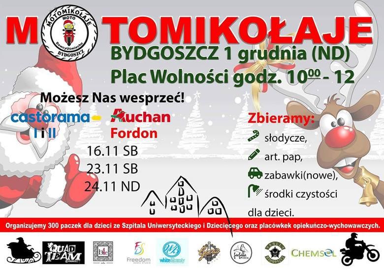 Imprezy w Bydgoszczy i okolicach. Zobacz kalendarz imprez