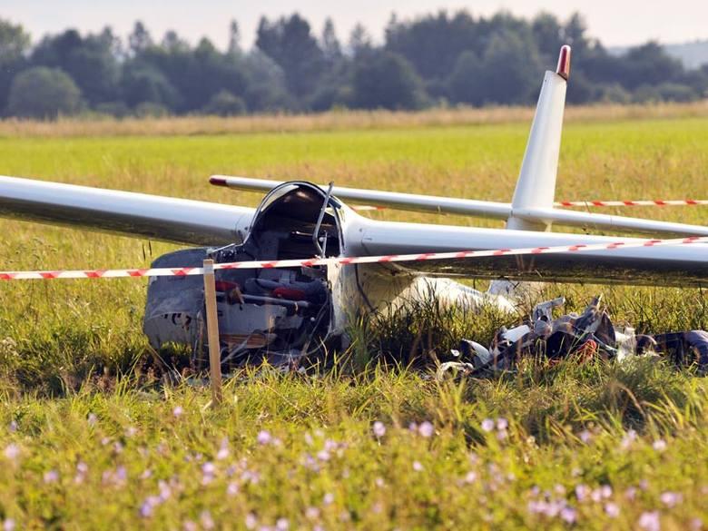 Dlaczego zginął uczeń - pilot szybowca? [FILM]