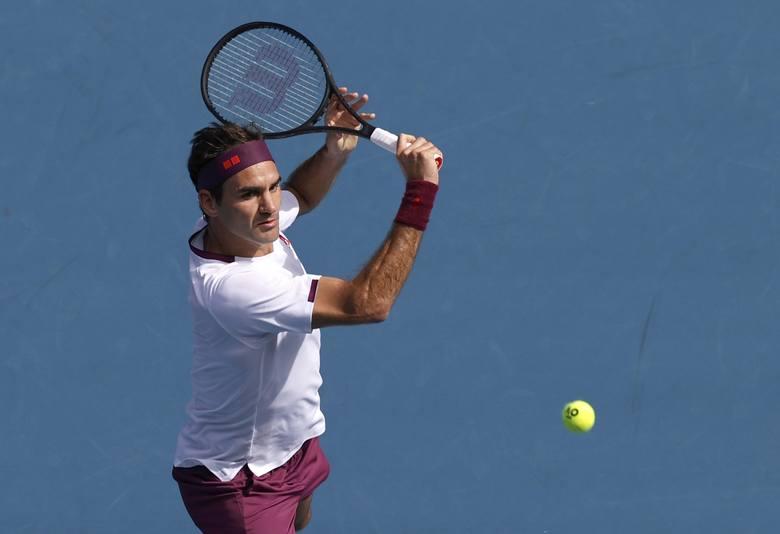 Australian Open. Wielka wygrana Rogera Federera, obronił siedem piłek meczowych