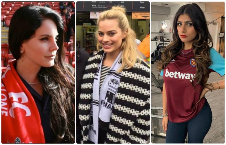 Wystartował nowy sezon Premier League. Angielskie kluby mają kibiców na całym świecie. Są wśród nich też słynne aktorki, piosenkarki czy sportsmenki.