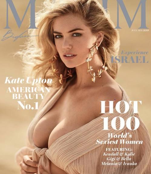 Modelka Kate Upton została okrzyknięta najseksowniejszą kobietą na świecie według rankingu czasopisma Maxim. Jak Wam się podoba zwyciężczyni konkursu?Zobacz