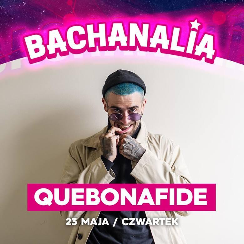 bachanalia 2019, bachanalia, bachanalia zielona góra, bachanalia koncerty 2019