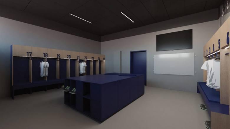 Zobacz wizualizacje, jak ma wyglądać Centrum Badawczo-Rozwojowe Lecha Poznań ---->