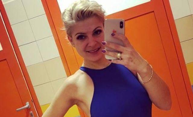 Magda Narożna Na Instagramie chwali się swoim ciałem. Pokazała zdjęcie z basenu [FOTO]