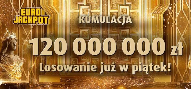 Eurojackpot wyniki 21.09.2018. Losowanie Eurojackpot 21.09.2018 losowanie na żywo 21 września 2018. Do wygrania jest 120 mln [wyniki, zasady]