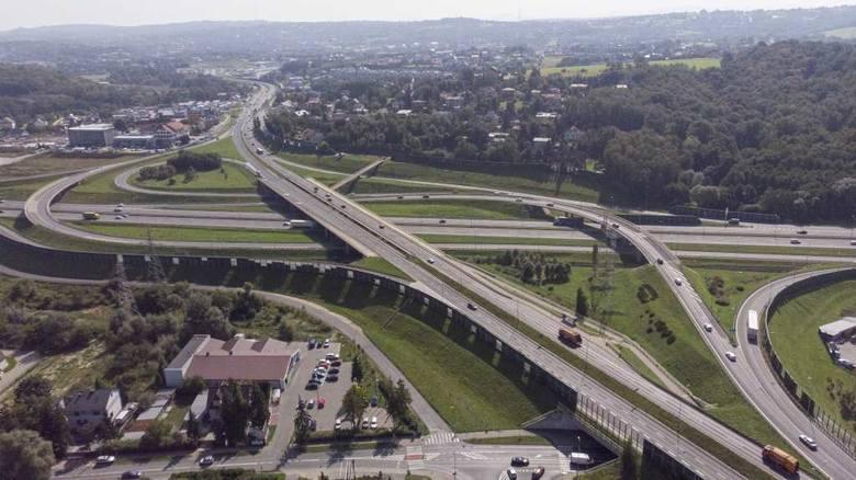 Krakowskie węzły komunikacyjne robią wrażenie. Zobacz najdroższe i największe inwestycje w mieście [ZDJĘCIA]